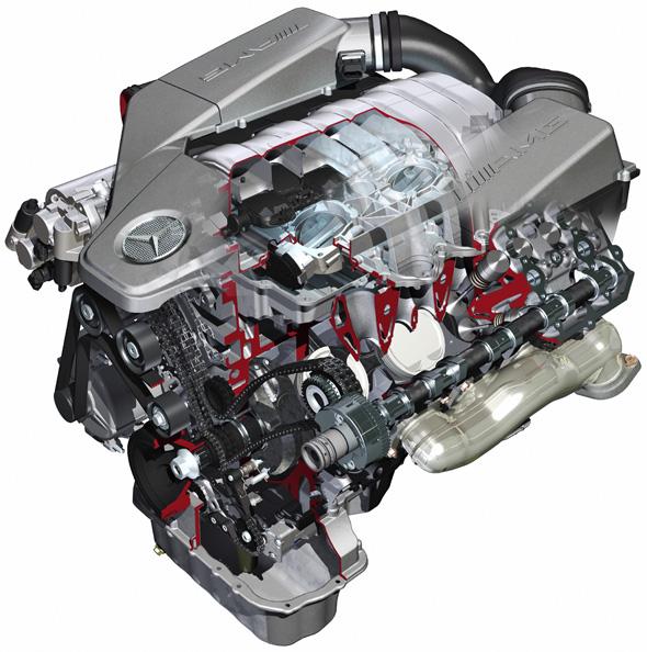 amg55 engine