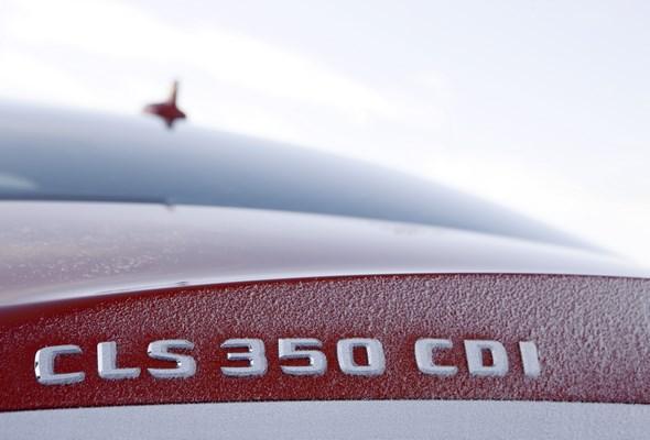 CLS 350 CDI 4MATIC  ( C 218 )  2010