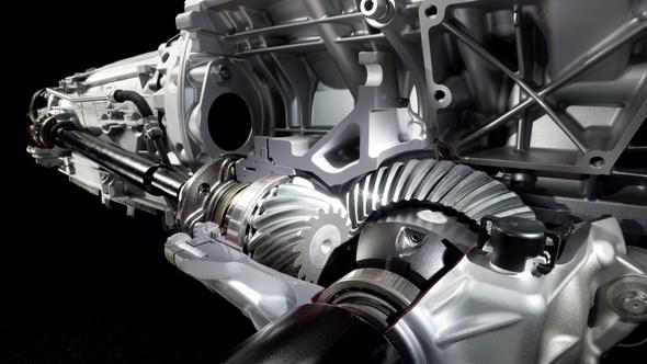 4MATIC Getriebe 2010