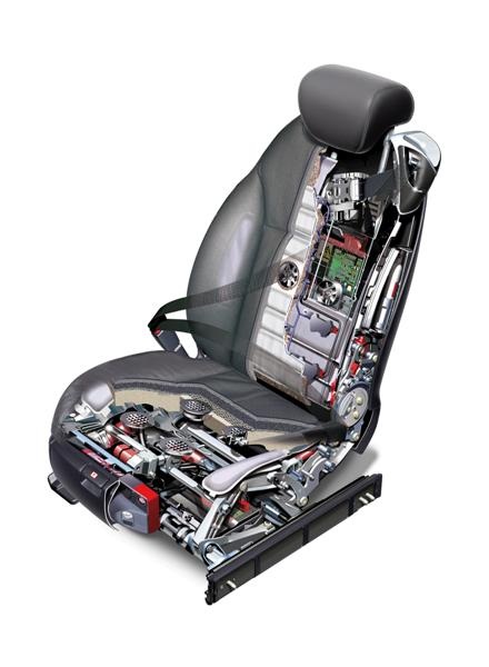 cl ventilated seat