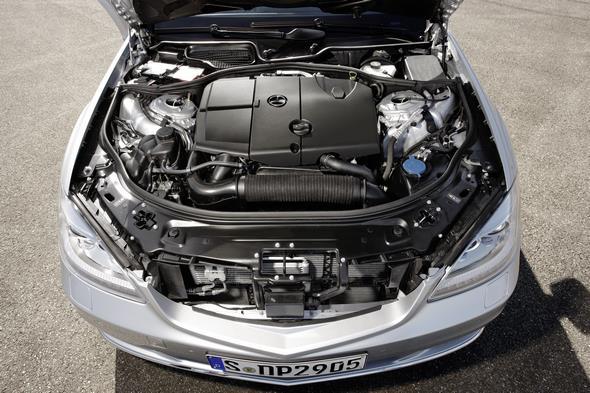 S 250 CDI  ( W221 ) 2010
