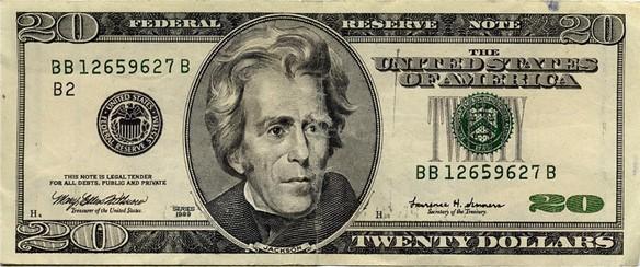 20dollar
