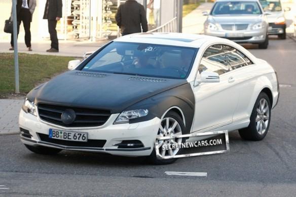 S-Klasse Coupe