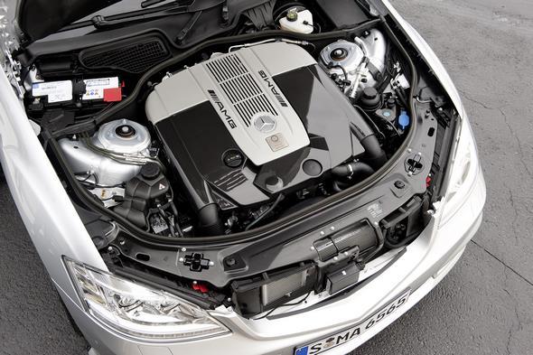 S 65 AMG (W221) 2009 Modellpflege