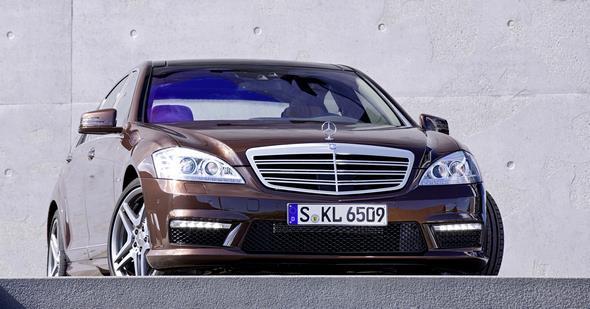 S 65 AMG (W221) 2010