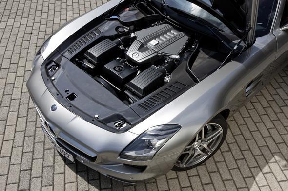 SLS 63 AMG (C197) 2009