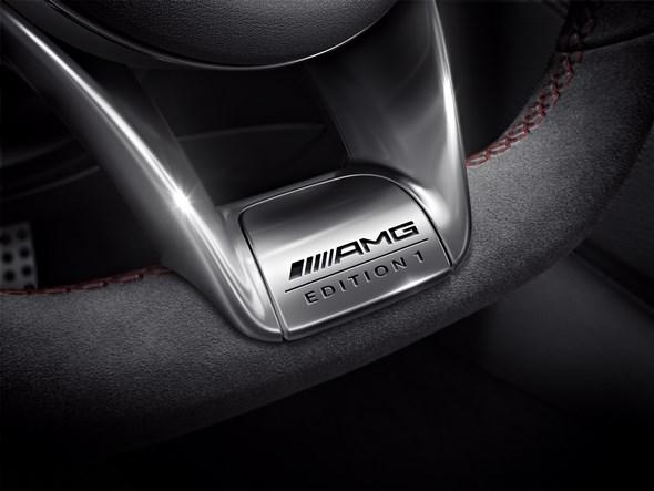 """Mercedes-AMG GT """"Edition 1"""" (C 190) 2014"""