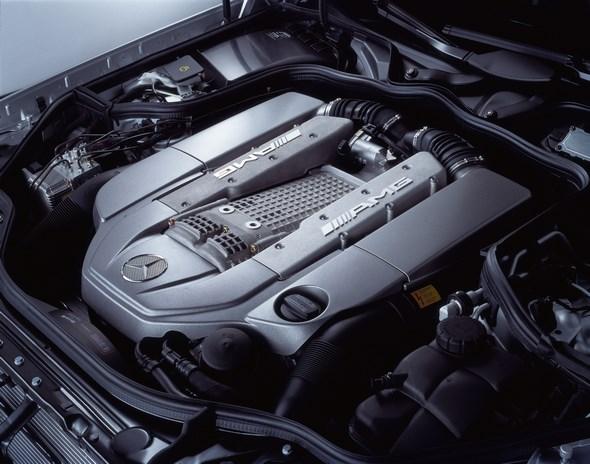 Mercedes-Benz Typ E 55 AMG der Baureihe 211