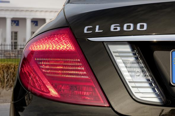 CL 600  ( C216 )  2010  Modellpflege