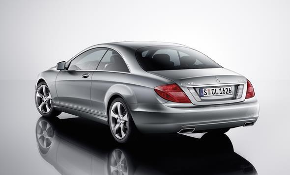 CL 500 CGI  ( C216 )  2010  Modellpflege