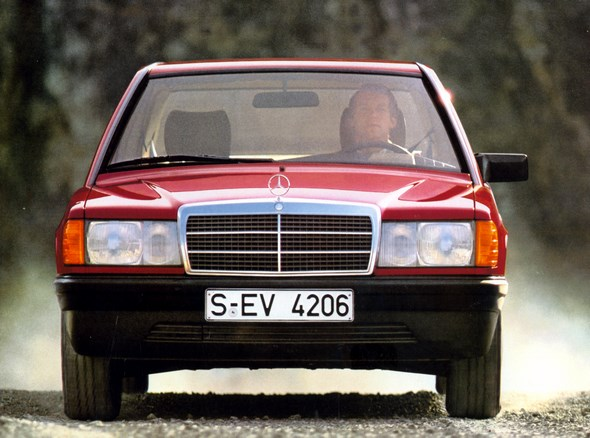 Mercedes-Benz Kompaktklasse-Limousine der Baureihe 201