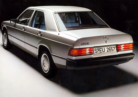 Mercedes-Benz Typ 190 E