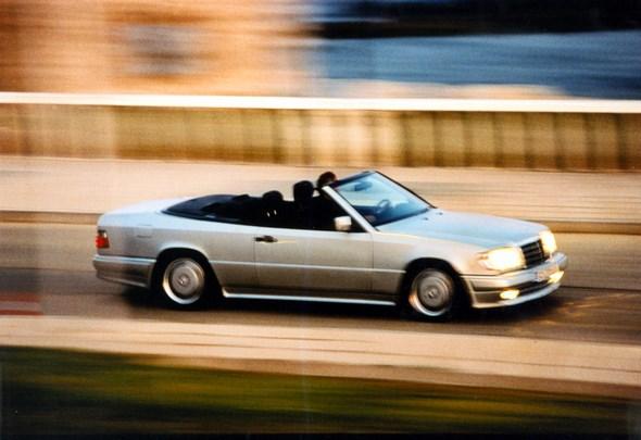 Mercedes-Benz Typ E 36 AMG Cabriolet, Baureihe 124