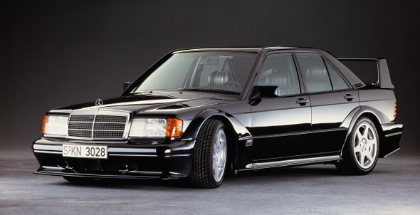 Mercedes-Benz Typ 190 E 2.5-16 Evolution II