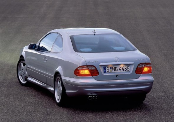 2003 Mercedes Benz Clk55 Amg F1 Safety Car. C208 were the Mercedes-Benz