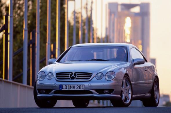 2000 Mercedes Benz Cl55 Amg F1 Safety Car. Mercedes-Benz CL 55 AMG