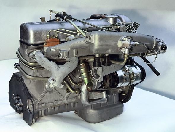 Mercedes-Benz Motor Typ 300 SEb