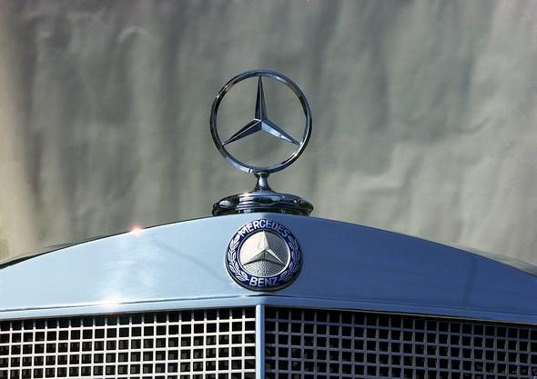 Mercedes-Benz S-Klasse-Limousine der Baureihe 108.