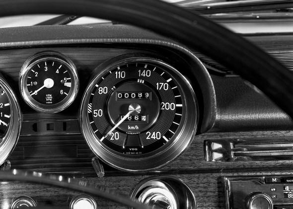 Mercedes-Benz Typ 300 SEL 6.3 der Baureihe 109