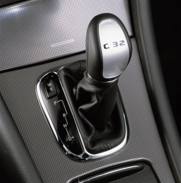 Mercedes-Benz C 32 AMG, Limousine und T-Modell
