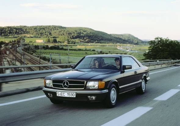 Buyers Guide To The W126c Sec 19811991 Mercedes 500sec