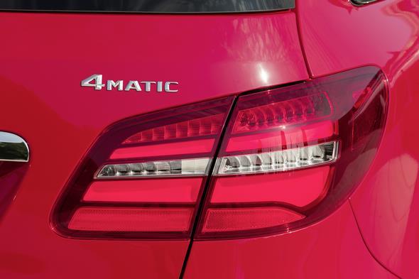 B 250 4MATIC (W 246) 2014, jupiterrot, AMG Line B 250 4MATIC (W 246) 2014, jupiter red, AMG Line