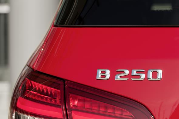 B 250 4MATIC (W 246) 2014, jupiterrot, AMG Line B 250 4MATIC (W 246) 2014, jupiter red, AMG Line