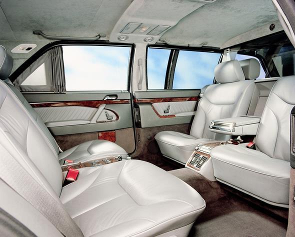 S-Klasse W140 Pullman