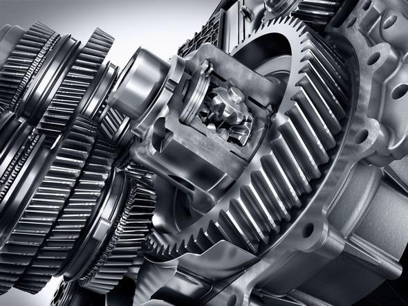 Mercedes-AMG A 45 4MATIC, mechanisches Vorderachs-Sperrdifferenzial, mechanical front axle locking differential