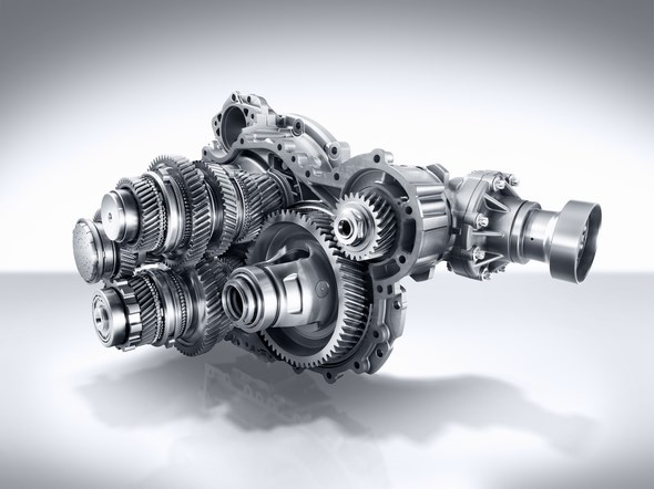 Mercedes-AMG A 45 4MATIC, AMG SPEEDSHIFT DCT 7-Gang Sportgetriebe mit kürzerer Überstzung, AMG SPEEDSHIFT DCT 7-speed sport transmission with shorter transmission ratios