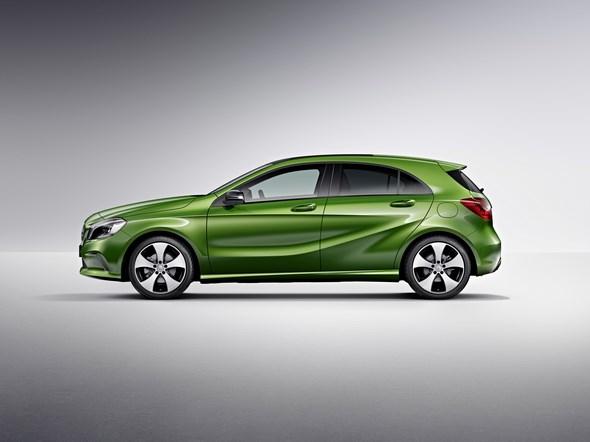 A 200 (Style), Elbaitgrün, Studio A 200 (Style), elbaite green, studio