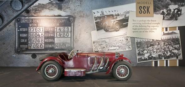 Louwman_Museum,_Mercedes-Benz_SSK_1929