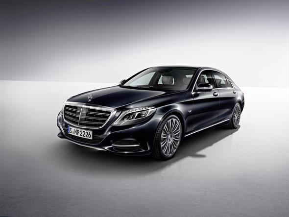 Mercedes-Benz S-Klasse, S 600 (2013); Mercedes-Benz S-Class, S 600 (2013)