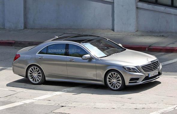 Early Reveal - The All New Mercedes-Benz S-Class (17)