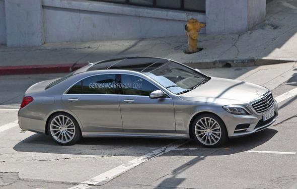 Early Reveal - The All New Mercedes-Benz S-Class (19)