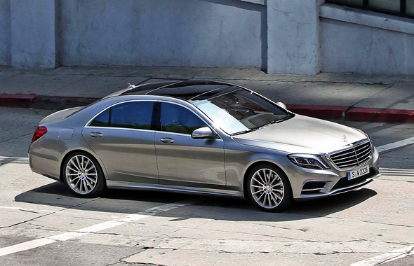 Early Reveal - The All New Mercedes-Benz S-Class (2)