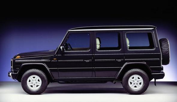 Mercedes W460 461 462 463 GClass Gelndewagen 1979