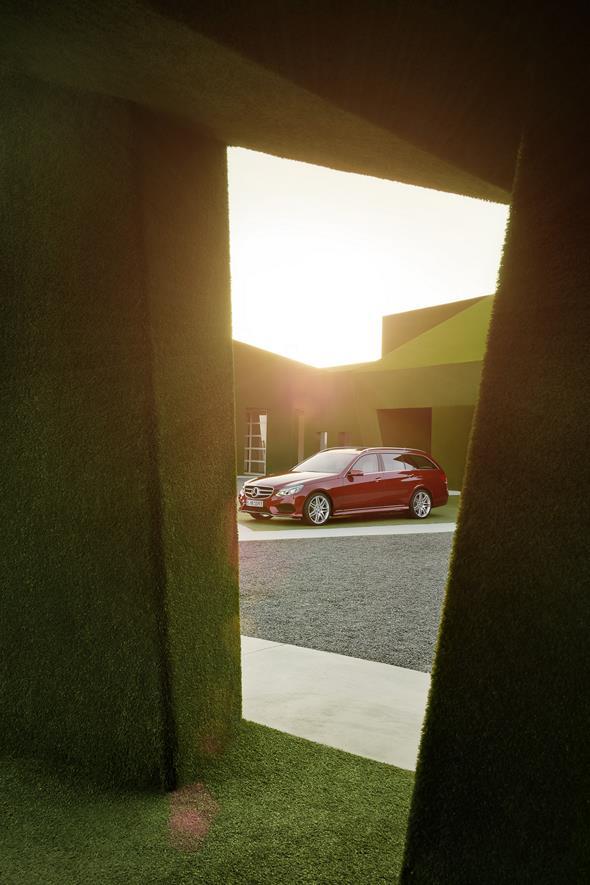 E-Klasse, E 250 T-Modell, Avantgarde mit AMG Sportpaket, (S 212)
