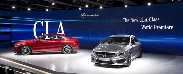 Mercedes-Benz New Year´s Reception, Detroit 2013