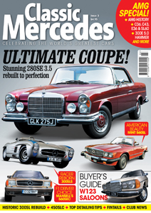 Classic Mercedes Cover Issue 3 Low Res