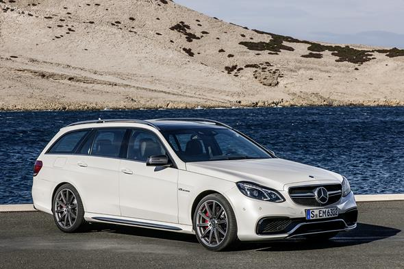 Mercedes-Benz E 63 AMG 4MATIC S-Modell, (S 212) Facelift 2013