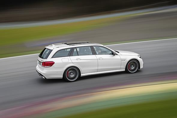 Mercedes-Benz E 63 AMG 4MATIC S-Modell (S 212) Facelift 2013