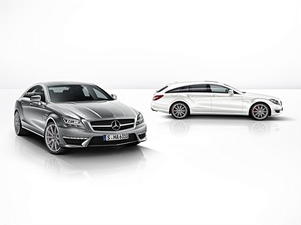 Mercedes-Benz CLS 63 AMG, S-Modell (W 218), 2012, CLS 63 AMG Sho
