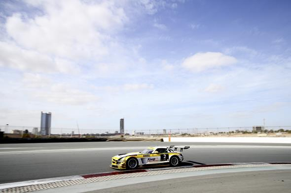 Mercedes-Benz SLS AMG GT3, customer motor sports, Dubai 24hr 201