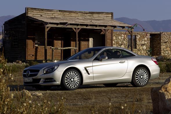 Mercedes-Benz Leichtmetallräder Sommer 2013
