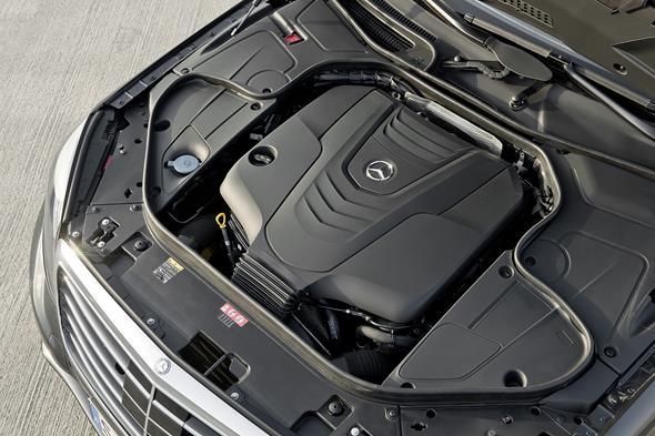 Mercedes-Benz S-Klasse ( W222) 2012