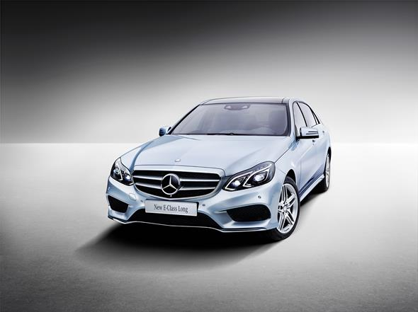 Mercedes-Benz E-Klasse Langversion für MB China (V 212) 2013