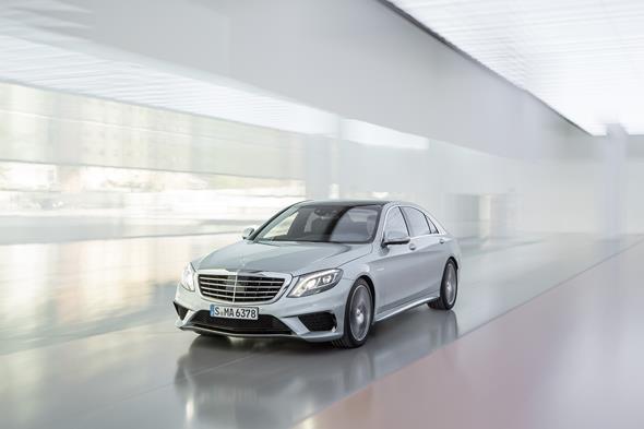 Mercedes-Benz S 63 AMG (W222) 2013