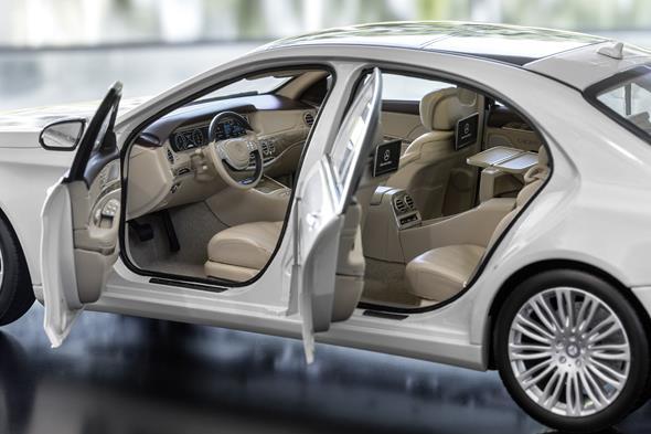 S-Klasse Modellauto, S-Class model car