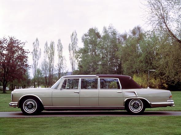 Mercedes-Benz Typ 600 Pullman-Landaulet
